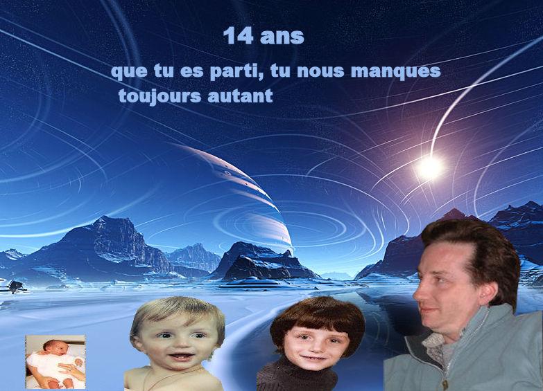 Laurent 14 ans